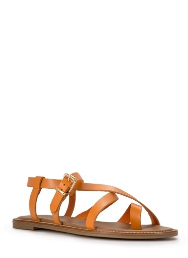 Sole Sisters Sandalet Oranj